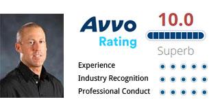 Avvo Award - John Page