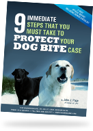9 Immediate Steps That You Must Take To Protect Your Dog Bite Case