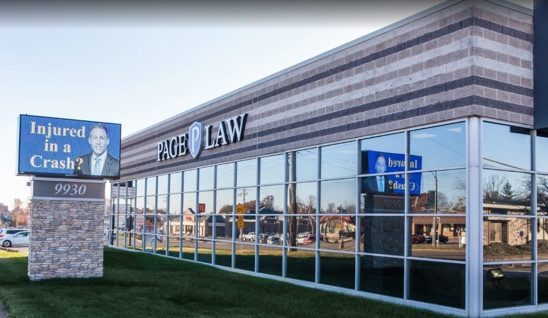 Page Law's St. Louis Office
