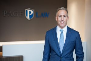 Profile Picture of Personal Injury Attorney John Page